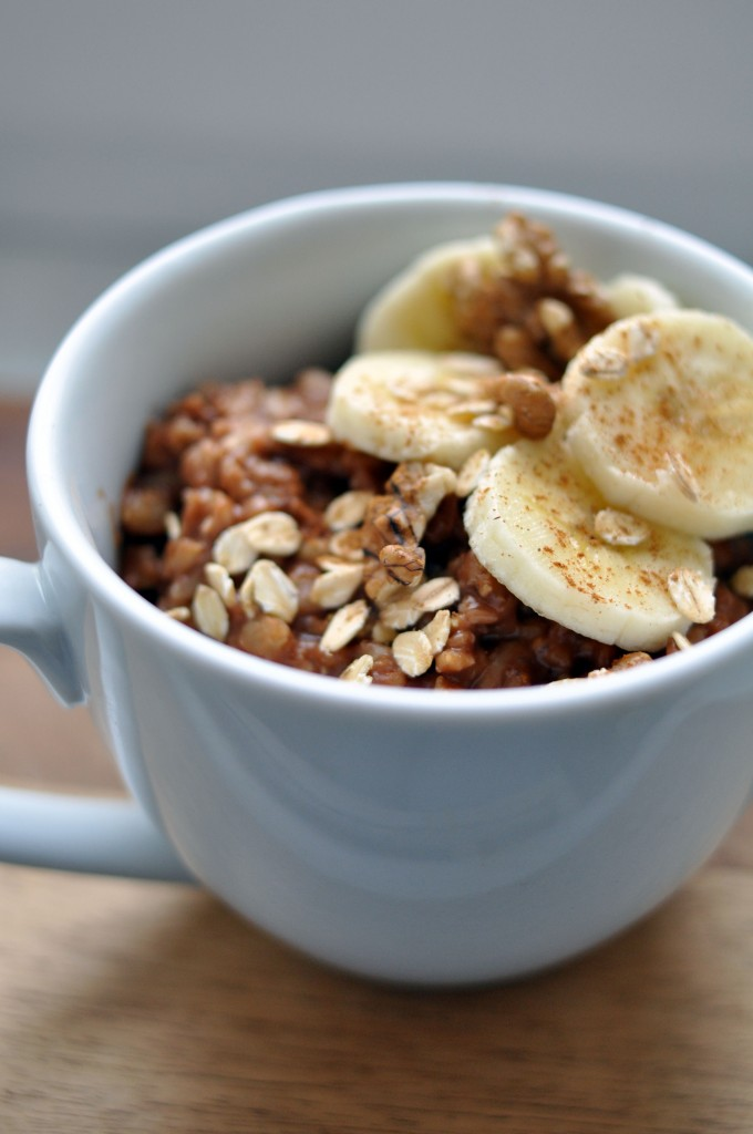 porridge kakao