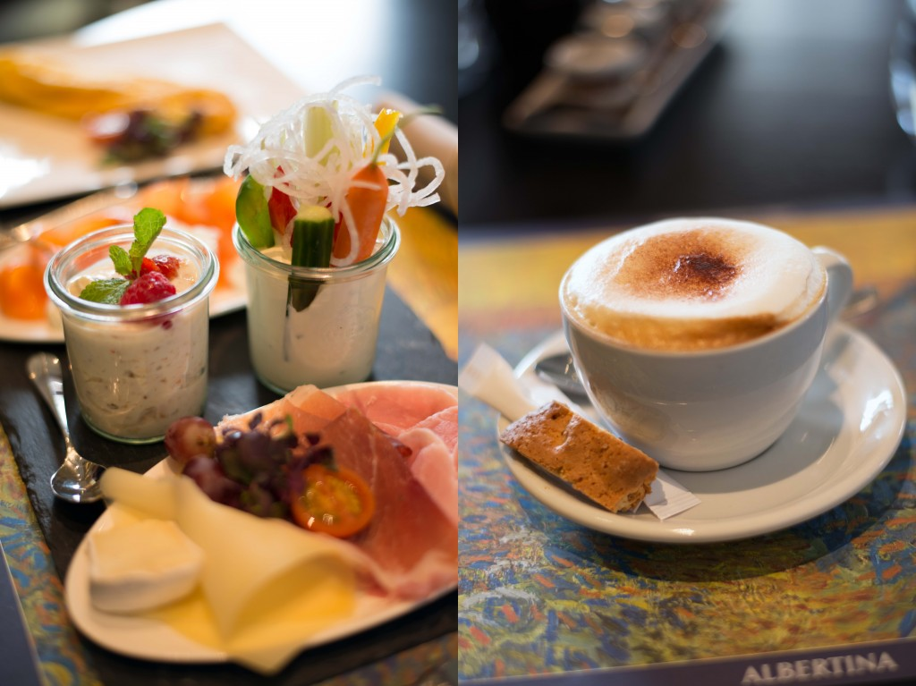Luxury Frühstück Do & Do Albertina